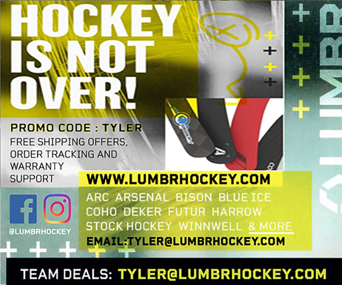Lumbr Hockey - Hockey Is Not Over