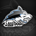 Sled Dogs Black