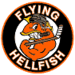 Flying Hellfish